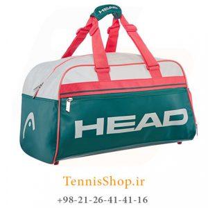 Head Major Club 300x300 - ساک باشگاه سبز نارنجی برند Head مدل Major Club Bag