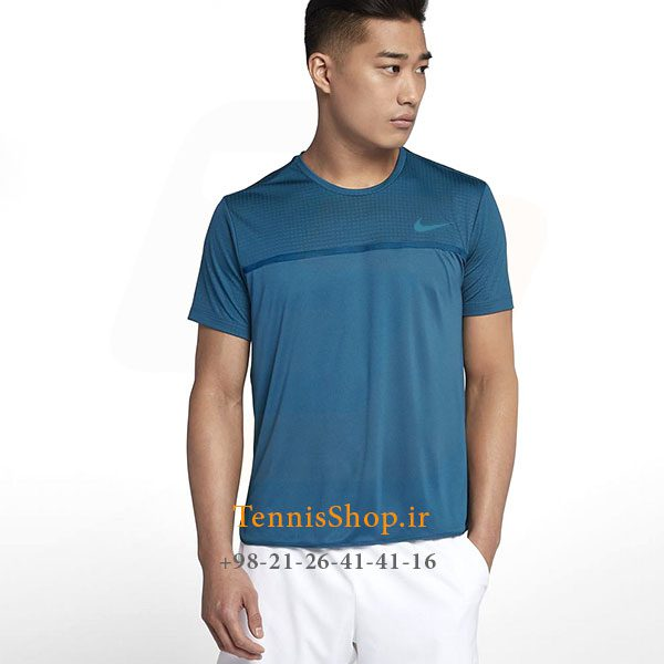 تنیس آبی تیره برند Nike مدل Classic Court Challenger X 600x600 - تیشرت تنیس آبی تیره برند Nike مدل Classic Court Challenger