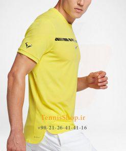 تنیس زرد برند Nike مدل RAFA AEROREACT CHALLENGER 2 247x296 - تیشرت تنیس زرد برند Nike مدل RAFA AEROREACT CHALLENGER