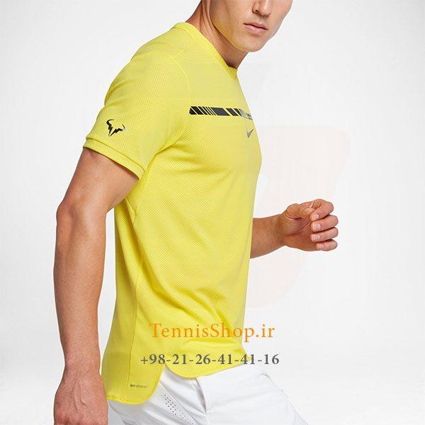 تنیس زرد برند Nike مدل RAFA AEROREACT CHALLENGER 2 600x600 - تیشرت تنیس زرد برند Nike مدل RAFA AEROREACT CHALLENGER