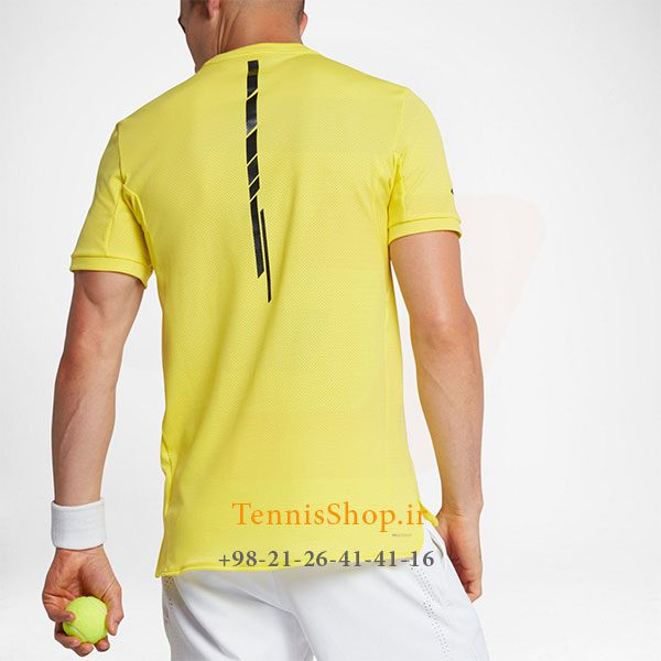 تنیس زرد برند Nike مدل RAFA AEROREACT CHALLENGER 3 600x600 - تیشرت تنیس زرد برند Nike مدل RAFA AEROREACT CHALLENGER