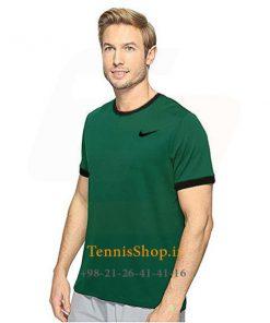 تنیس سبز برند Nike مدل Court Dry Team Crew 247x296 - تیشرت تنیس سبز برند Nike مدل Court Dry Team Crew