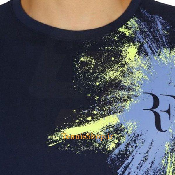 تنیس سرمه ای برند Nike مدل Court Roger Federer 3 600x600 - تیشرت تنیس سرمه ای برند Nike مدل Court Roger Federer