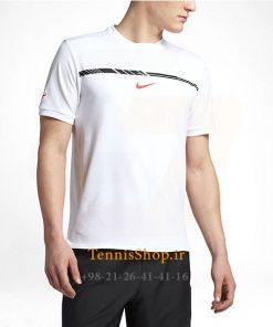 تنیس سفید برند Nike مدل RAFA NADAL AEROREACT SLIM TOP X 247x296 - تیشرت تنیس سفید برند Nike مدل RAFA NADAL AEROREACT SLIM TOP