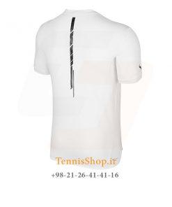 تیشرت تنیس سفید برند Nike مدل RAFA AEROREACT CHALLENGER