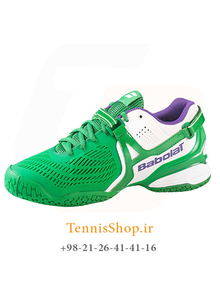 کفش تنیس مردانه برند Babolat مدل PROPULSE 4 All Court Wimbledon