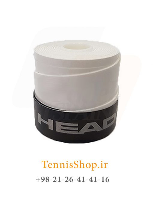 اورگریپ راکت تنیس هد سری Xtreme Soft رنگ سفید