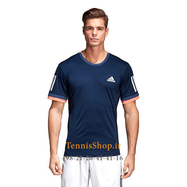 تنیس برند Adidas مدل STRIPES CLUB 2 600x600 - تیشرت تنیس برند Adidas مدل STRIPES CLUB