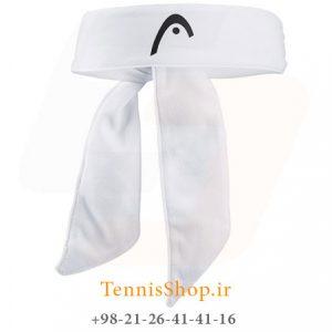 سر تنیس مدل Pro Player برند Head رنگ سفید 300x300 - دستمال سر تنیس مدل Pro Player برند Head رنگ سفید