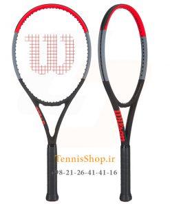تنیس برند Wilson مدل CLASH 100 Tour 2 247x296 - راکت تنیس ویلسون سری CLASH مدل 100 TOUR
