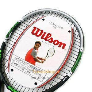 تنیس برند Wilson مدل Monfils 100 3 300x300 - راکت تنیس برند Wilson مدل Monfils 100