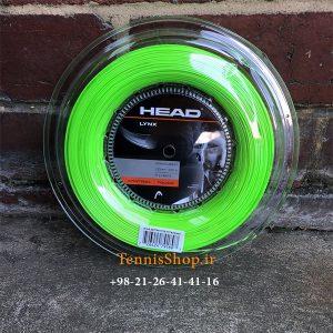 رول راکت تنیس برند Head مدل Lynx رنگ سبز 2 300x300 - زه رول راکت تنیس برند Head مدل Lynx  رنگ سبز