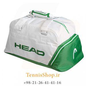 باشگاهی تنیس مدل Court برند Head رنگ سفید سبز 1 300x300 - ساک باشگاهی تنیس مدل Court برند Head رنگ سفید سبز