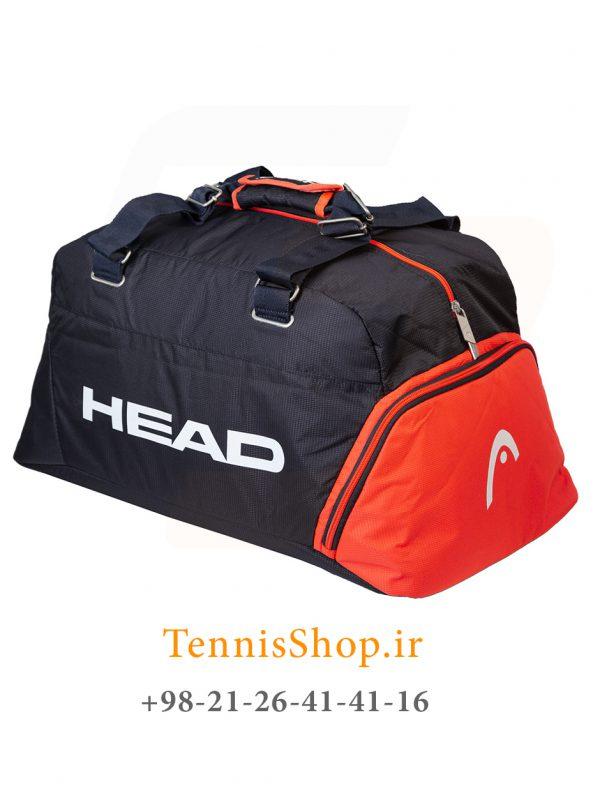 باشگاهی تنیس مدل Tour Team Court برند Head رنگ سرمه ای نارنجی 1 1 600x798 - ساک باشگاهی تنیس مدل Tour Team Court برند Head رنگ سرمه ای نارنجی