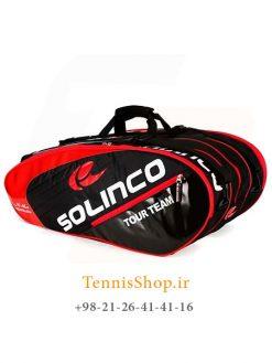 ساک تنیس سولینکو سری Tour Team مدل 12 راکته