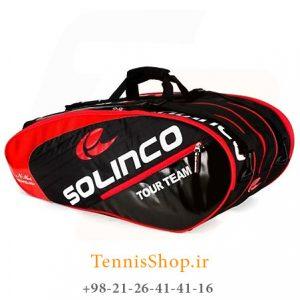 تنیس 12 راکته SOLINCO مدل Tour Team 300x300 - ساک تنیس 12 راکته SOLINCO  مدل Tour Team