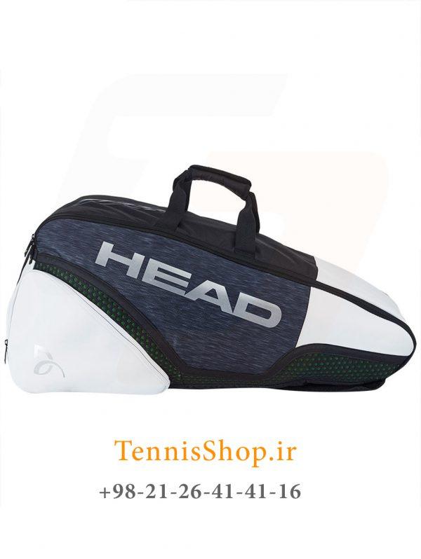 تنیس 6 راکته مدل Djokovic 2019 برند Head 3 1 600x798 - ساک تنیس 6 راکته مدل Djokovic 2019 برند Head