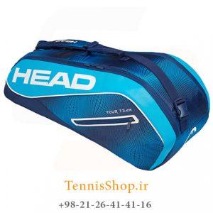 تنیس 6 راکته مدل Tour Team 2019 برند Head رنگ آبی سرمه ای 300x300 - ساک تنیس 6 راکته مدل Tour Team 2019 برند Head رنگ آبی سرمه ای