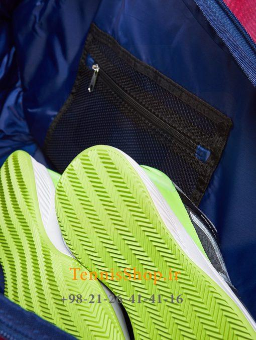 """تنیس 6 راکته مدل Tour Team 2019 برند Head رنگ قرمز سرمه ای 1 4 <p style=""""text-align: justify""""><span style=""""color: #000000""""><span style=""""color: #ff6600""""><strong><a style=""""color: #ff6600"""" href=""""https://tennisshop.ir/product-category/%D8%AE%D8%B1%DB%8C%D8%AF-%D8%B3%D8%A7%DA%A9-%D8%AA%D9%86%DB%8C%D8%B3/%D8%A8%D8%B1%D9%86%D8%AF-%D9%87%D8%A7%DB%8C-%D8%B3%D8%A7%DA%A9-%D8%AA%D9%86%DB%8C%D8%B3/%D8%B3%D8%A7%DA%A9-%D8%AA%D9%86%DB%8C%D8%B3-%D9%87%D8%AF/"""" target=""""_blank"""" rel=""""noopener noreferrer"""">ساک تنیس هد</a></strong></span> <span style=""""color: #ff6600""""><strong><a style=""""color: #ff6600"""" href=""""https://tennisshop.ir/series/%d9%87%d8%af-tour-team/"""" target=""""_blank"""" rel=""""noopener noreferrer"""">سری Tour Team</a></strong></span> مدل 6 راکته رنگ قرمز سرمه ای NEW محصول سال 2019 کمپانی هد ، با آخرین تکنولوژی روز در گردش هوای درون ساک و سیستم محافظت از راکت در شرایط تغییر دماییی Climate Control Tech می باشد. این ساک بسیار زیبا از مواد اولیه بسیار با کیفیت و مقاومی ساخته شده ، بخش بندی مناسب و تخصیص فضاهای جداگانه برای لوازم مختلف از دیگر گزینه های کاربردی این ساک تنیس می باشد.</span></p>"""