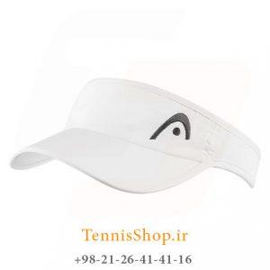تنیس مدل Pro Player Visor برند Head رنگ سفید مشکی 300x300 - نقاب تنیس مدل Pro Player Visor برند Head رنگ سفید مشکی