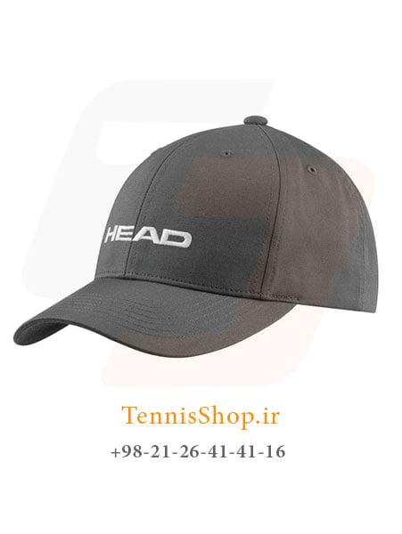 کلاه تنیس هد مدل Promotion رنگ خاکستری
