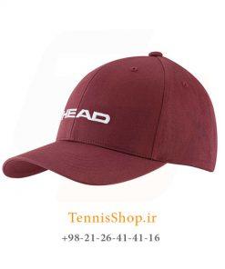 تنیس مدل Promotion برند Head رنگ زرشکی 247x296 - کلاه تنیس مدل Promotion برند Head رنگ زرشکی