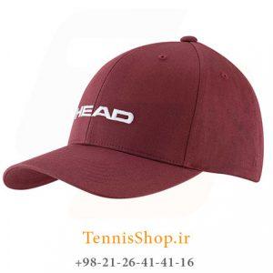 تنیس مدل Promotion برند Head رنگ زرشکی 300x300 - کلاه تنیس مدل Promotion برند Head رنگ زرشکی