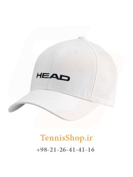 کلاه تنیس هد مدل Promotion رنگ سفید