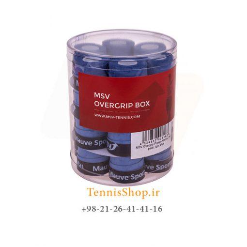 اورگریپ راکت تنیس 24 عددی MSV مدل Cyber Wet رنگ آبی
