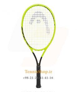 تنیس بچگانه حرفه ای Head سری Extreme مدل Jr تکنولوژی 360 1Y 247x296 - راکت تنیس بچگانه هد سری Extreme مدل Jr