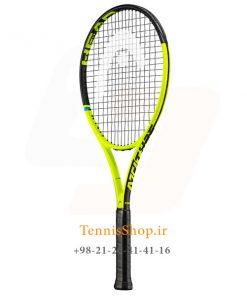 تنیس مدل Mx Attitude Tour برند Head رنگ زرد 3 247x296 - راکت تنیس هد سری Mx Attitude مدل Tour رنگ زرد