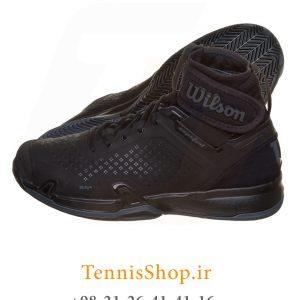 تنیس مردانه Wilson مدل AMPLIFEEL سری Black Clay Court رنگ مشکی 5 300x300 - کفش تنیس مردانه Wilson سری Black Clay Court مدل AMPLIFEEL رنگ مشکی