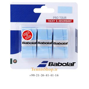 راکت تنیس بابولات سری Pro Tour مدل 3 عددی آبی 300x300 - اورگریپ راکت تنیس بابولات سری Pro Tour مدل 3 عددی آبی