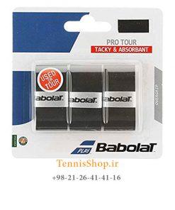 راکت تنیس بابولات سری Pro Tour مدل 3 عددی مشکی 247x296 - اورگریپ راکت تنیس بابولات سری Pro Tour مدل 3 عددی مشکی