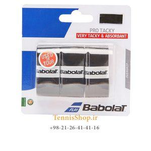 راکت تنیس بابولات سری Pro Tracky مدل 3 عددی رنگ مشکی 300x300 - اورگریپ راکت تنیس بابولات سری Pro Tracky مدل 3 عددی رنگ مشکی