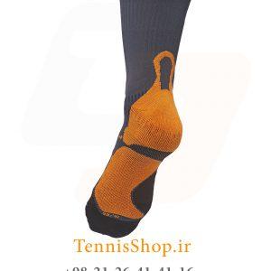 تنیس بابولات سری Pro 360 مدل تک عددی رنگ مشکی نارنجی 2 300x300 - جوراب تنیس بابولات سری Pro 360 مدل تک عددی رنگ مشکی نارنجی