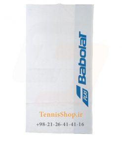 تنیس بابولات سری Soft مدل 2019 رنگ آبی سفید 1 247x296 - حوله تنیس بابولات سری Soft مدل 2019 رنگ آبی سفید