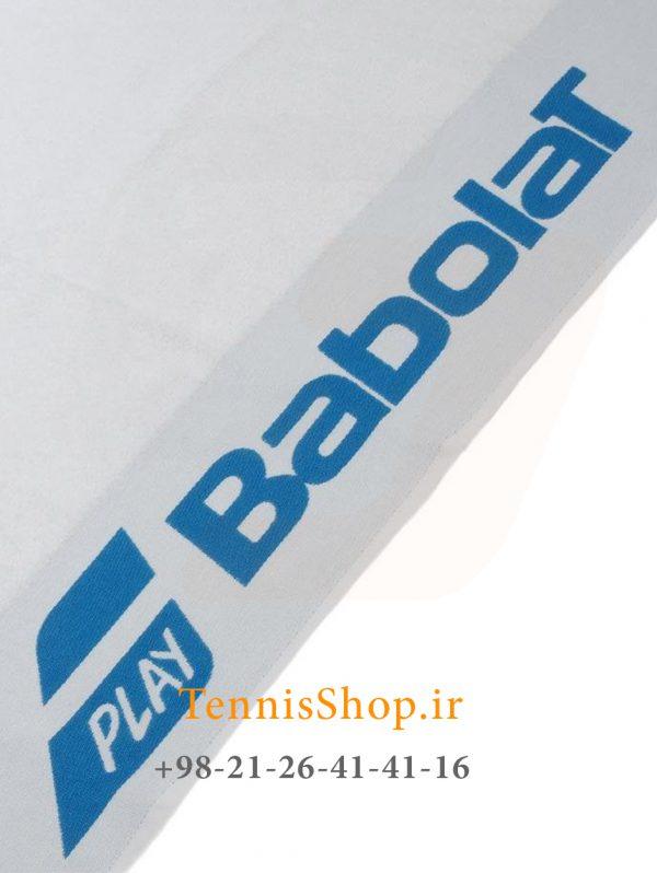 تنیس بابولات سری Soft مدل 2019 رنگ آبی سفید 2 600x798 - حوله تنیس بابولات سری Soft مدل 2019 رنگ آبی سفید