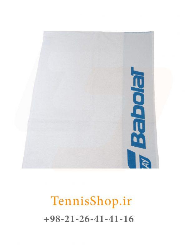 تنیس بابولات سری Soft مدل 2019 رنگ آبی سفید 3 600x798 - حوله تنیس بابولات سری Soft مدل 2019 رنگ آبی سفید