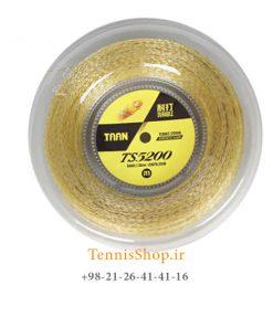 رول تنیس تن سری TS5200 مدل 1.30 رنگ زرد 2 247x296 - زه رول تنیس تن سری TS5200 مدل 1.30 رنگ زرد