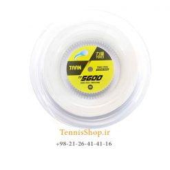 زه رول تنیس تن سری TT5600 مدل 1.15 رنگ سفید