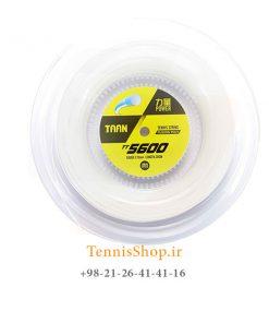 رول تنیس تن سری TT5600 مدل 1.15 رنگ سفید 247x296 - زه رول تنیس تن سری TT5600 مدل 1.15 رنگ سفید