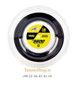 رول تنیس تن سری TT5600 مدل 1.15 رنگ مشکی 247x296 - زه رول تنیس تن سری TT5600 مدل 1.15 رنگ مشکی