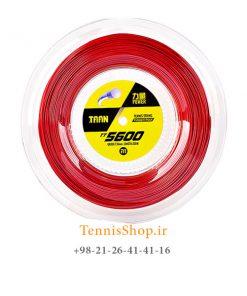 رول تنیس تن سری TT5600 مدل 1.15x رنگ قرمز 247x296 - زه رول تنیس تن سری TT5600 مدل 1.15 رنگ قرمز