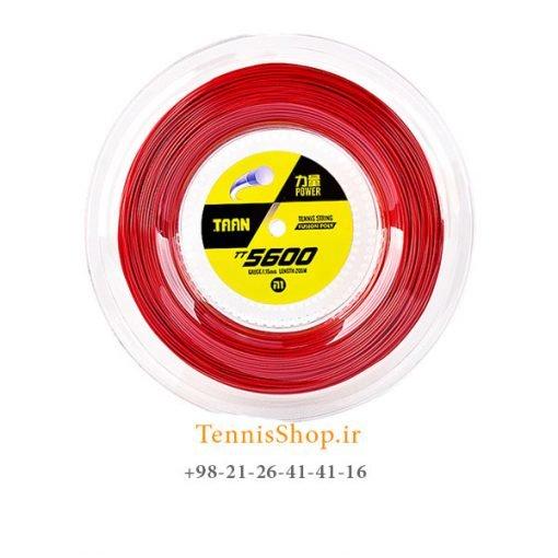 زه رول تنیس تن سری TT5600 مدل 1.15 رنگ قرمز