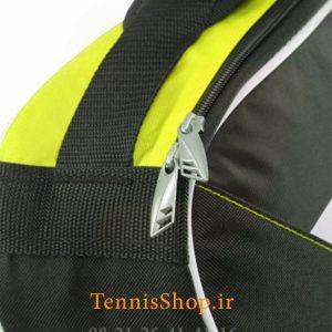 تنیس بابولات سری Club مدل 3 راکته رنگ زرد 4 300x300 - ساک تنیس بابولات سری Club مدل 3 راکته رنگ زرد