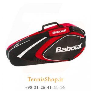 تنیس بابولات سری Club مدل 3 راکته رنگ قرمز 1 300x300 - ساک تنیس بابولات سری Club مدل 3 راکته رنگ قرمز