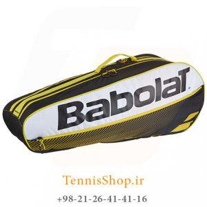 تنیس بابولات سری Club مدل 6 راکته رنگ زرد 1 300x300 - ساک تنیس بابولات سری Club مدل 6 راکته رنگ زرد