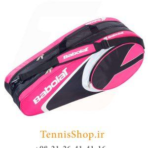 تنیس بابولات سری Club مدل 6 راکته رنگ صورتی 2 300x300 - ساک تنیس بابولات سری Club مدل 6 راکته رنگ صورتی