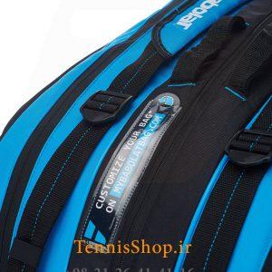 تنیس بابولات سری Pure Drive مدل 12 راکته رنگ آبی 6 300x300 - ساک تنیس بابولات سری Pure Drive مدل 12 راکته رنگ آبی